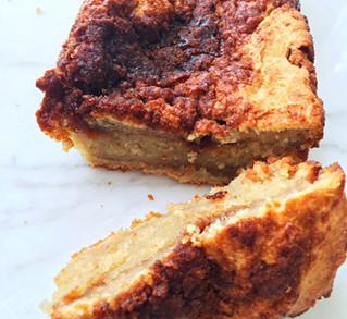Rories Cinnamon Sugar Cake