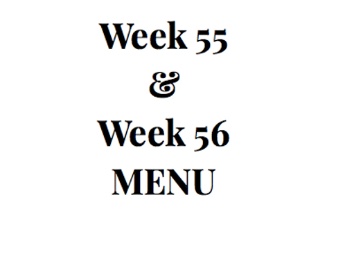 Week 55 and 56