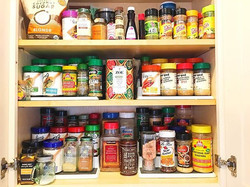 SPICES are my go to flavor enhancer stocking up on spices brings out flavors in your meats fish and