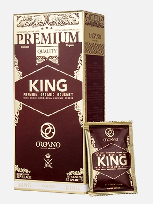 King Reishi Coffee