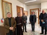 Con la la Pontificia Commissione per l'America Latina