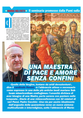 Maria per la pace