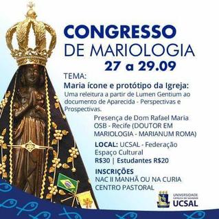 Congresso de Mariologia in Brasile