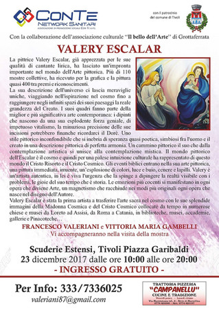 A ricordo di Valery Escalar