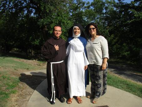 Visita a San Angelo - Texas