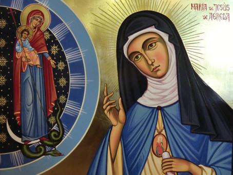 Nuove icone di Suor Maria