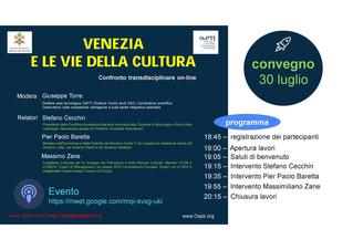 Confronto transdisciplinare - Venezia