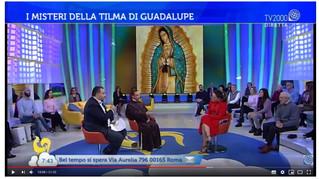 Guadalupe: programma di TV2000
