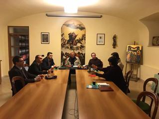 Visita dell'Imam della Grande Moschea di Roma