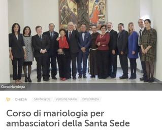 Vatican News - corso di mariologia
