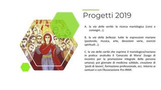 Progetti PAMI 2019