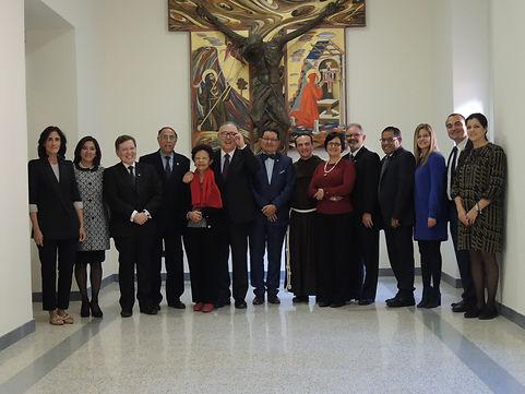 Amabasciatori Ambajadores Vaticano