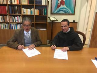 Accordo con l'Università Cattolica di Honduras