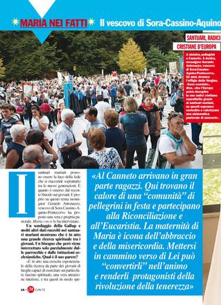 Intervista a Mons. Antonazzo