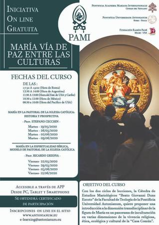 Corso di mariologia in spagnolo