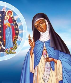 Maria di Gesù di Agreda