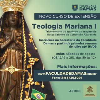 Brasile: corso intensivo di Teologia Mariana