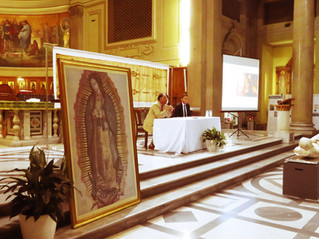 Convegno: Sindone e Guadalupe