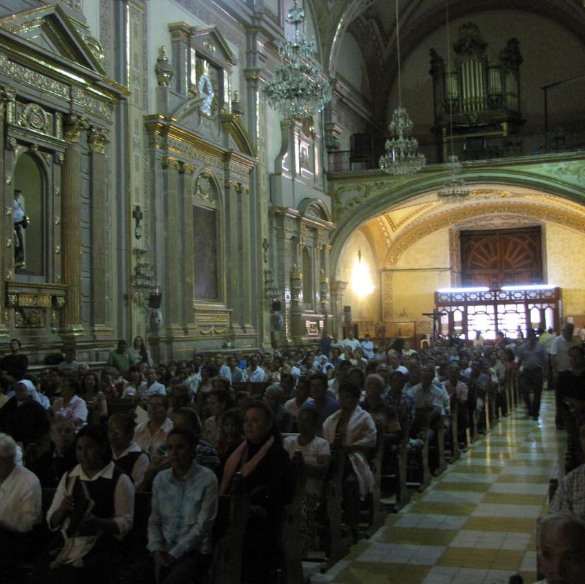Curso mariano - Irapuato