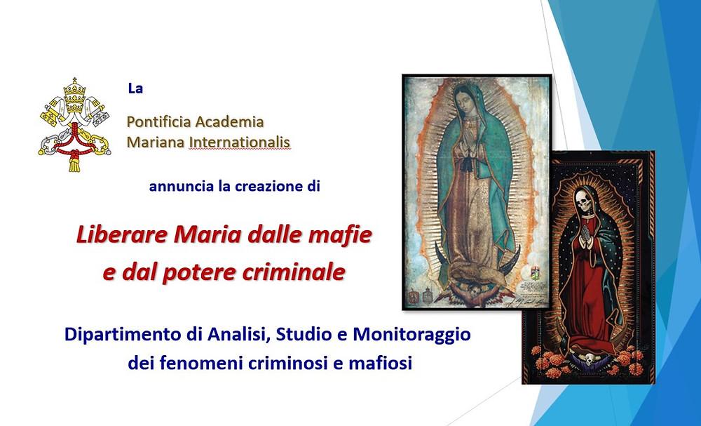 Liberare Maria dalle mafie