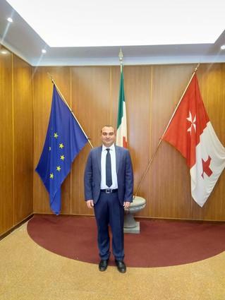 Onorificenza a Paolo Cancelli