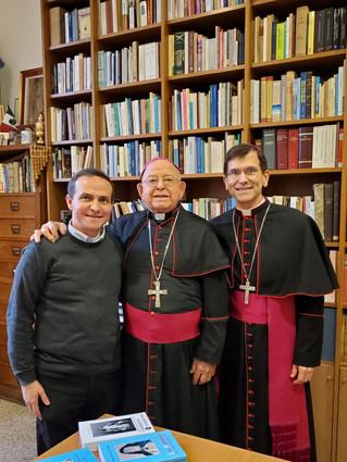 Visita dei vescovi di San Angelo -Texas