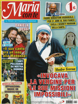 """Dalla rivista: """"Maria con Te"""""""