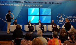 Congresso Mariologico  a Rio de Janeiro