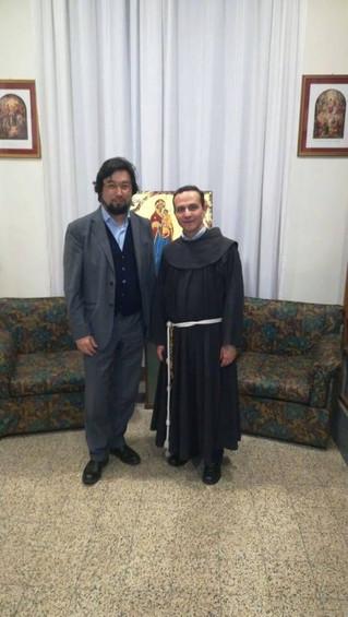 Visita dell'Imam mussulmano Pallavicini
