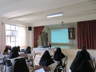 Curso de formación mariologica