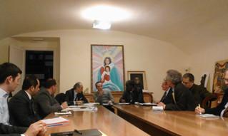 """1° incontro dell'Associazione """"Pro Pontificia Accademia Mariana Internazionale"""""""