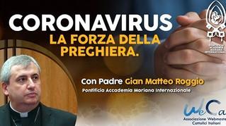 La PAMI nel tempo del coronavirus