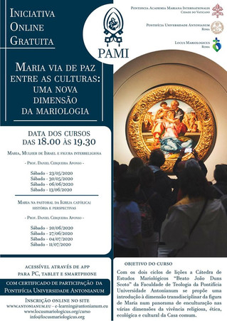 Corsi di mariologia in portoghese