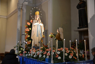 160° di Lourdes a Messina