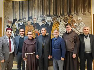 Commissione Internazionale Mariana Musulmano Cristiana