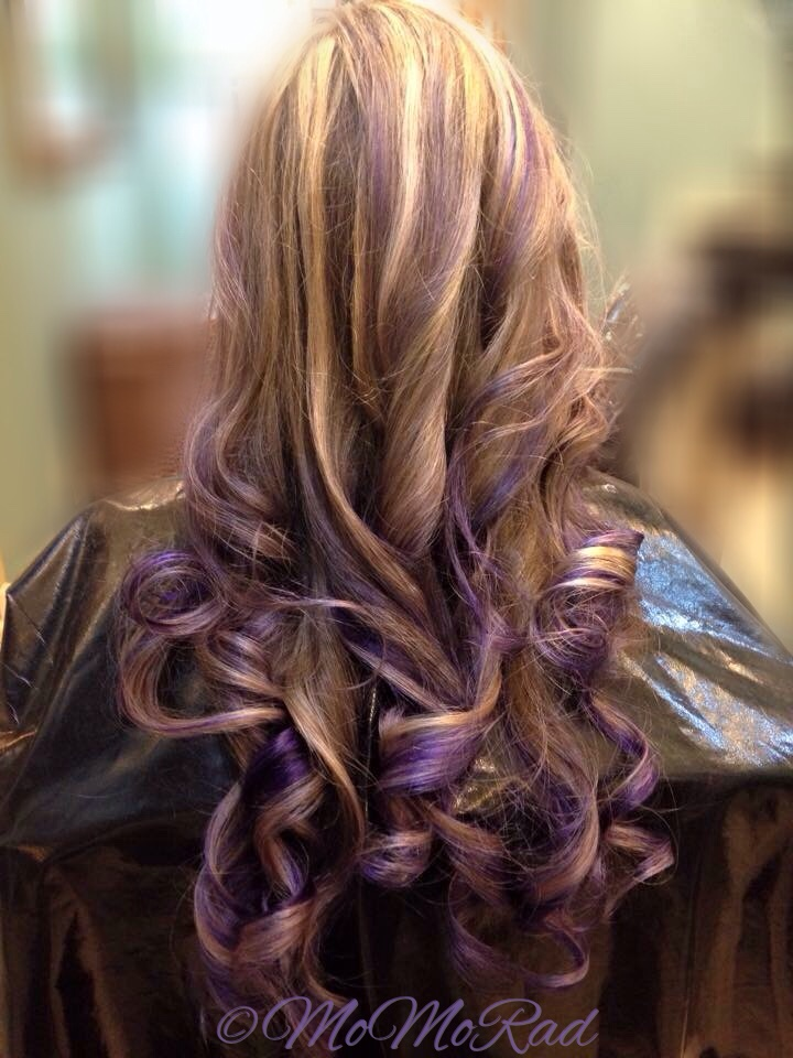 Balayage Sombre Ombre Peek A Boo What S The Difference