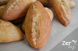Pão Tradicional Sem Glúten