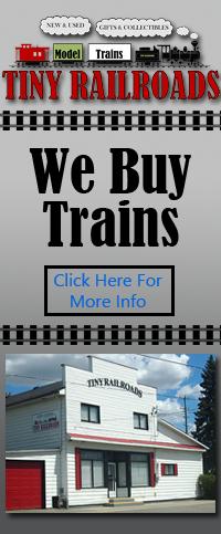 We buy trains