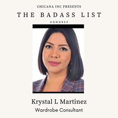 Krystal L Martinez
