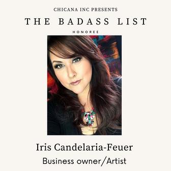 Iris Candelaria Feuer