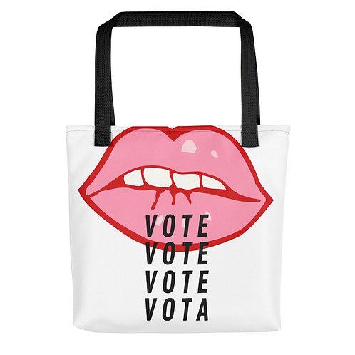 Vote Vota Tote bag