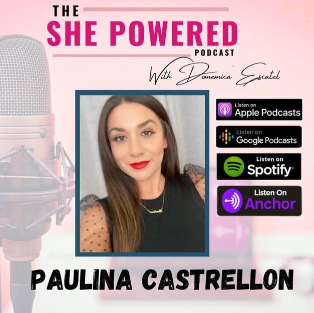 Paulina Castrellon