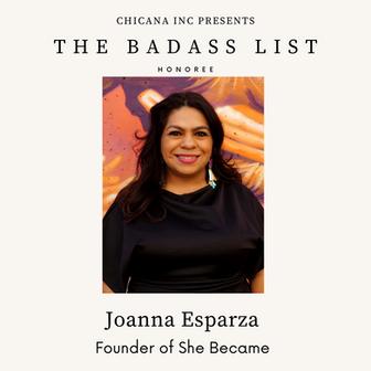 Joanna Esparza