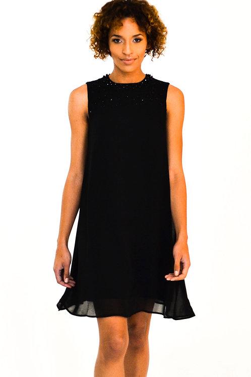 Jade Marlin Sexy Black Dress