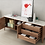 Thumbnail: Long Wooden Dresser