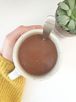 Seed - nutrition - client - testimonial - medicinal - mushroom - hotchocolate - recipe