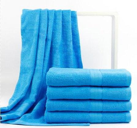 Light Blue Towels