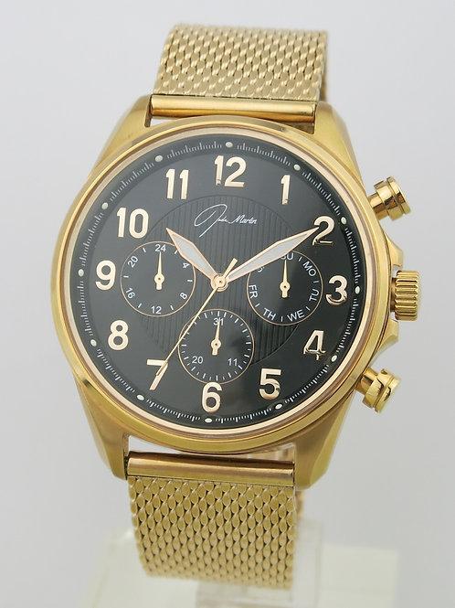 Jade Marlin Gold and Black Watch