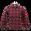 Thumbnail: Jade Marlin Plaid Casual Shirt