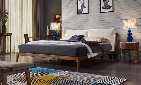Dark Grey Bedding